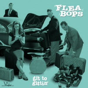 V0008 - Flea Bops 2nd CD