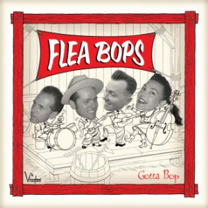 V0011 - Flea Bops LP