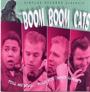 V0006 - Boom Boom Cats CD