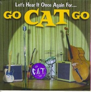 V0002 - Go Cat Go CD